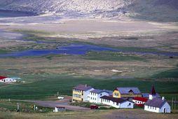 Breiðavík er yst við Patreks-fjörð.