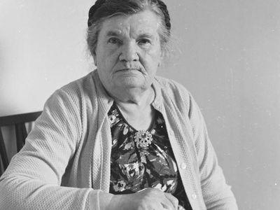 The life and work of Guðrún frá Lundur
