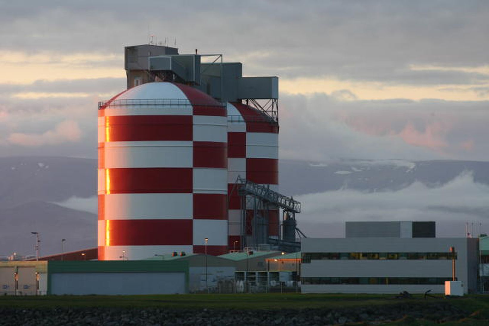 Álverið Straumsvík.