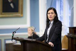 Elsa Lára Arnardóttir, þingmaður Framsóknarflokksins.