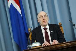Steingrímur J. Sigfússon, forseti Alþingis, segir enn eftir að koma í ljós hvort fjárfesting ríkisins …