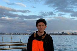 Axel Örn Guðmundsson.