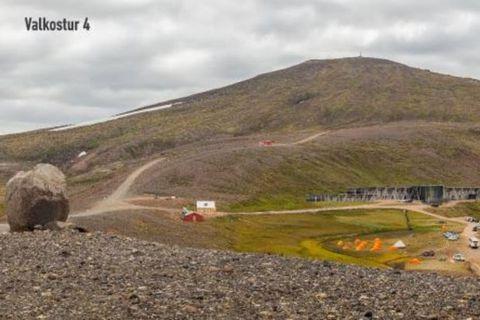 Í valkosti 4 er gert ráð fyrir að nær allar eldri byggingar yrðu fjarlægðar og ...