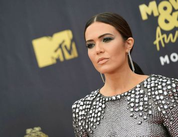 Mandy Moore er búin að koma sér vel fyrir í nýja húsinu í Los Angeles.