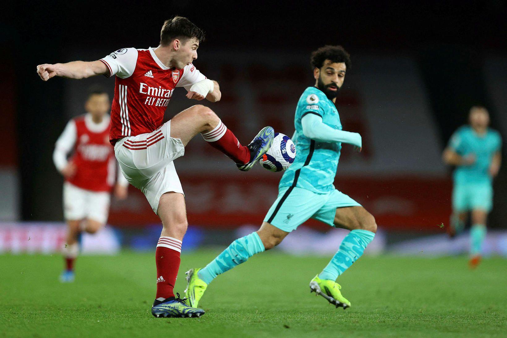 Arsenal og Liverpool eru tvö af félögunum tólf sem standa …
