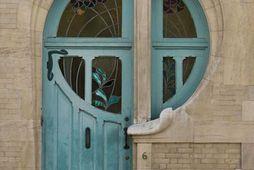 Brussel er talin vera Art Nouveau-höfuðborg heimsins.