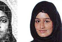 Kadiza Sultana, Amira Abase og Shamima Begum voru 15 ára er þær flúðu til Sýrlands …