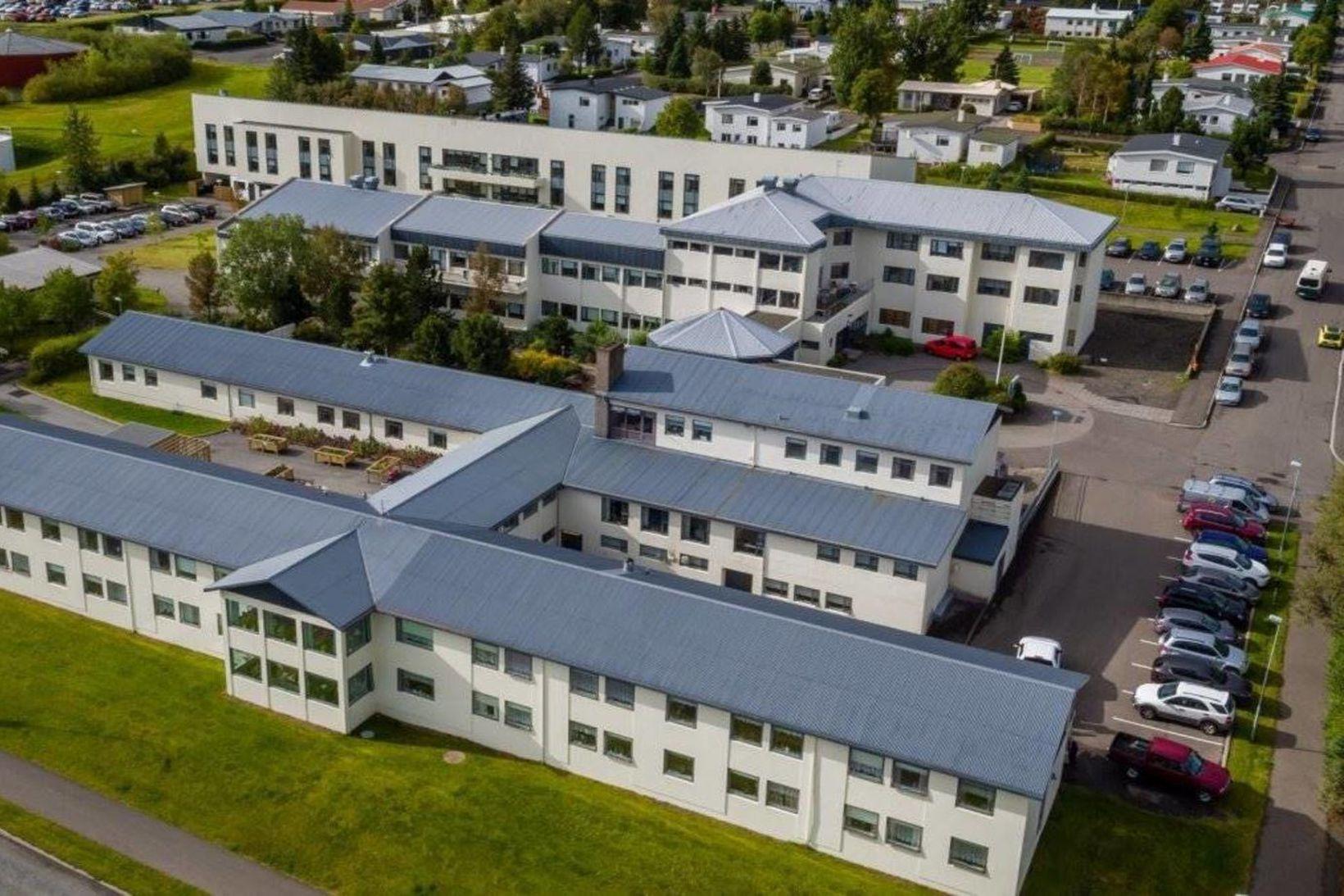 Hjúkrunarheimilið Hlíð á Akureyri.