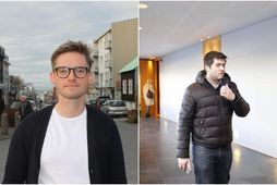 Bræðurnir Ágúst Arnar Ágústsson (t.v.) og Einar Ágústsson hafa verið ákærðir fyrir fjársvik og peningaþvætti …