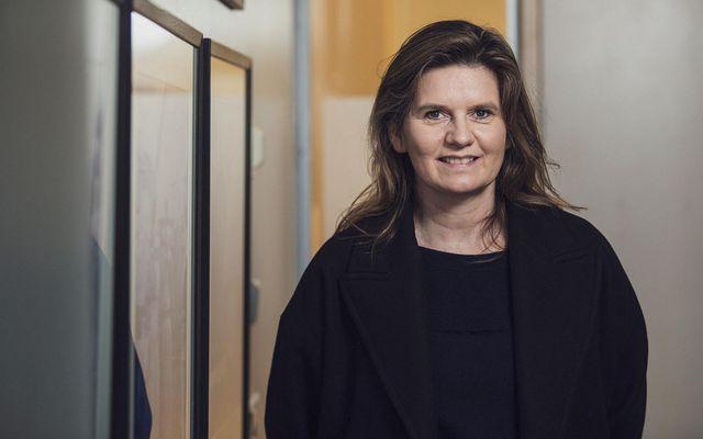 Magnea Marinósdóttir alþjóðastjórnmálafræðingur starfar sem sendifulltrúi og sérfræðingur hjá Alþjóðaráði Rauða krossins í Genf.