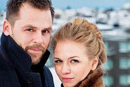 Mikael Torfason og Elma Stefanía Ágústsdóttir hafa sett íbúð sína í Brekkuseli á sölu.