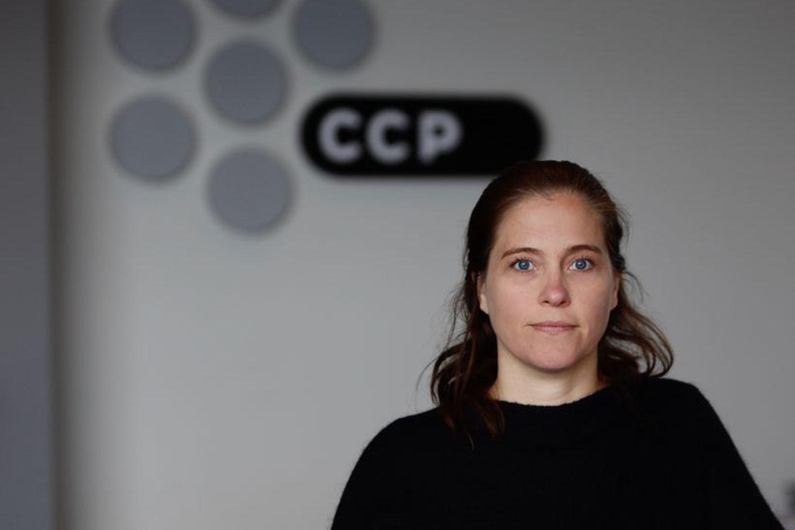 Eyrún Jónsdóttir, markaðsstjóri CCP.