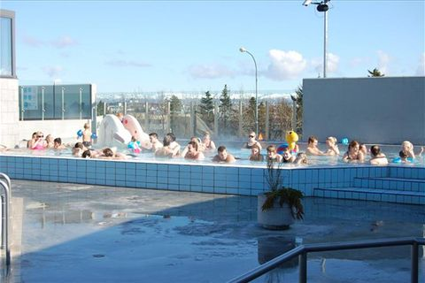 Seltjarnarneslaug Swimming Pool