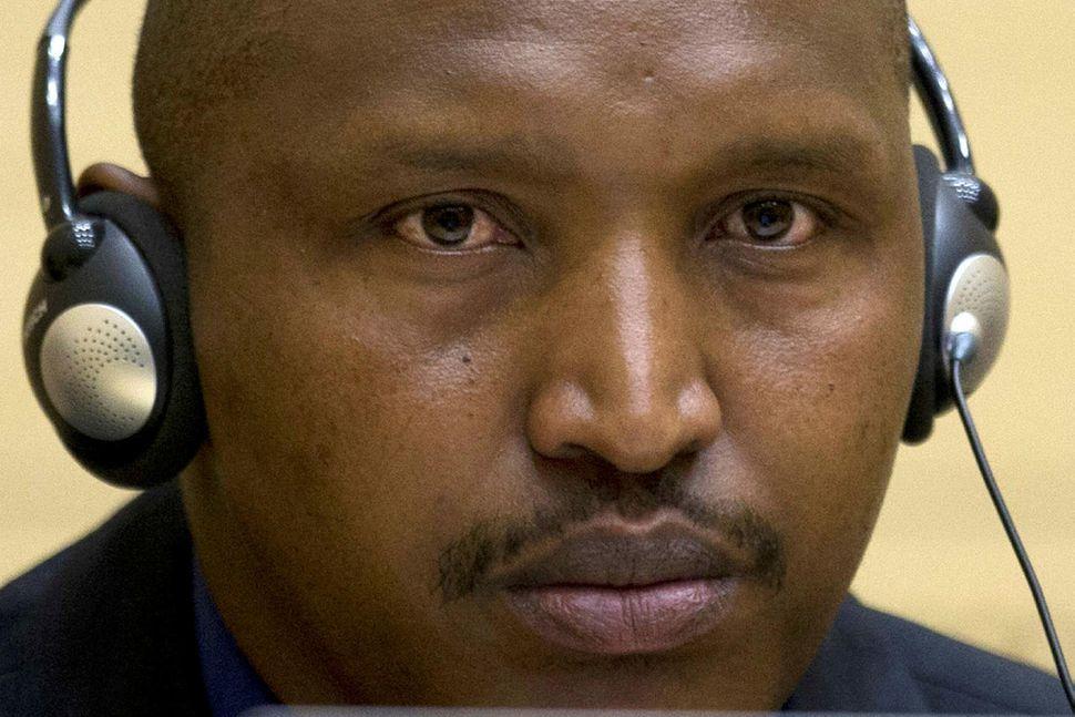 Bosco Ntaganda hlaut 30 ára dóm fyrir glæpi sína.