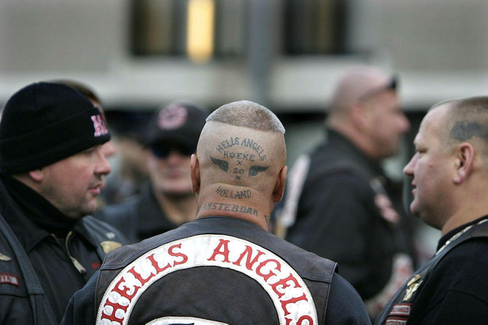 Vélhjólasamtökin Hells Angels voru stofnuð í Kaliforníu árið 1948 og …
