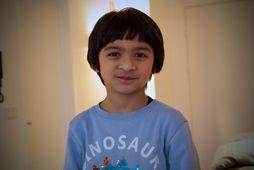 Muhammed Khan Balouch og foreldrar hans voru ekki send úr landi á mánudag líkt og …