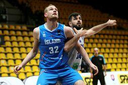 Tryggvi Snær Hlinason er í Rússlandi með liði Zaragoza.