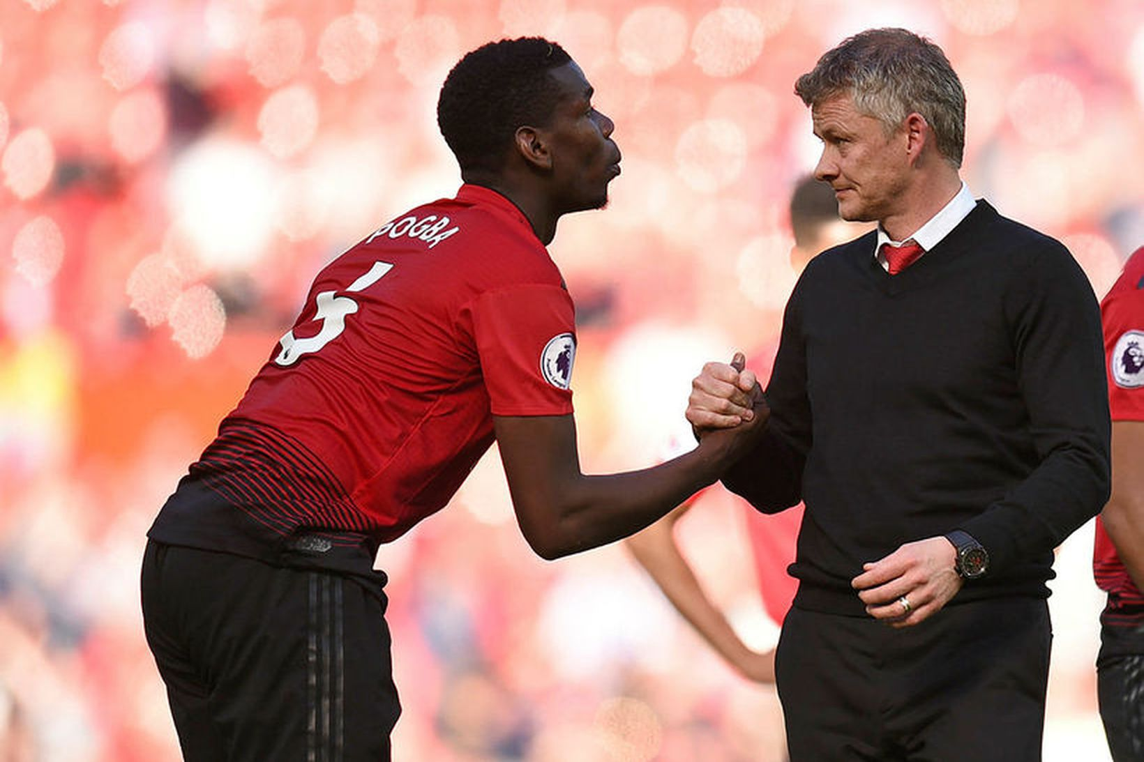 Manchester United hefur lítið að gera við leikmenn sem hafa …