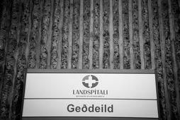Geðdeild Landspítalans.