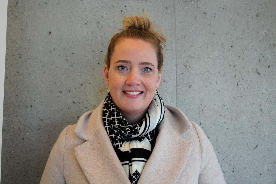 Sr. Ninna Sif Svavarsdóttir