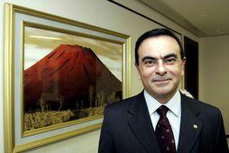 Carlos Ghosn, fyrrverandi forstjóri bifreiðaframleiðandans Nissan, er á flótta undan japanskri réttvísi.