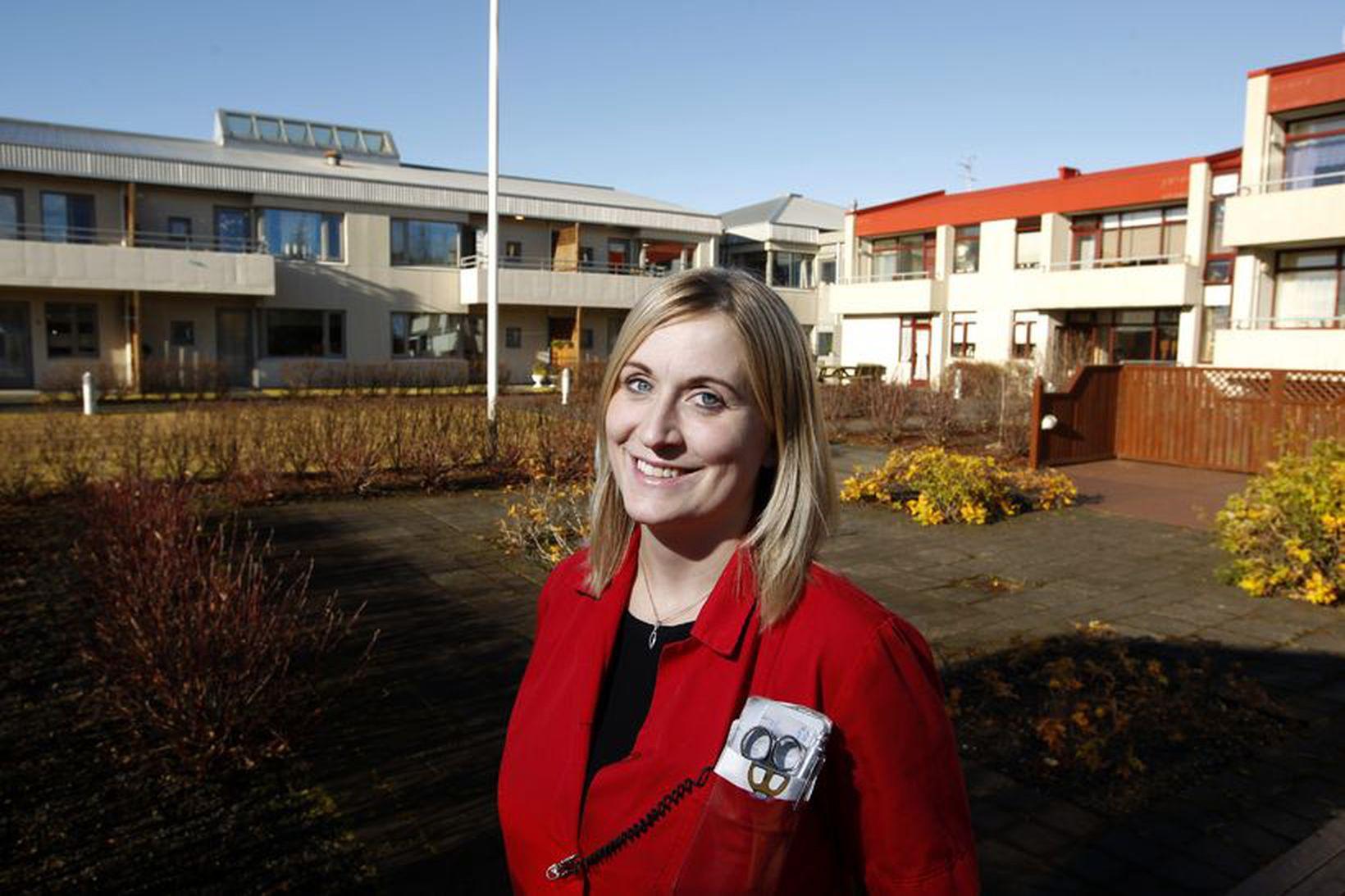 Ólöf Guðbjörg Eggertsdóttir, hjúkrunarforstjóri á Kirkjuvoli – hjúkrunar- og dvalarheimili …