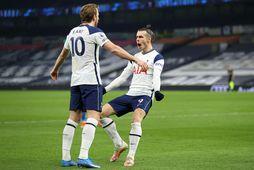 Harry Kane og Gareth Bale fóru á kostum.