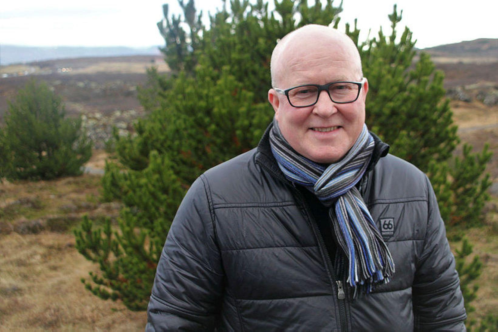 Magnús Guðmundsson, framkvæmdastjóri Vatnajökulsþjóðgarðs.