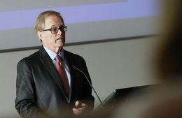 Dr. Mark Holmes.