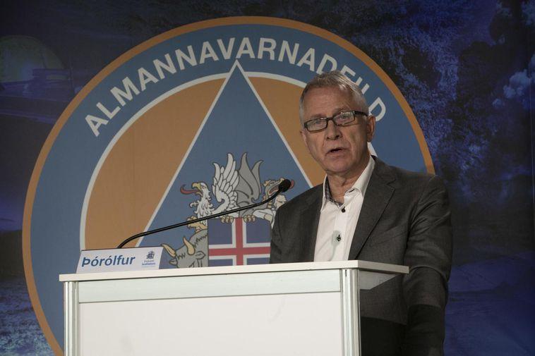 Þórólfur Guðnason.