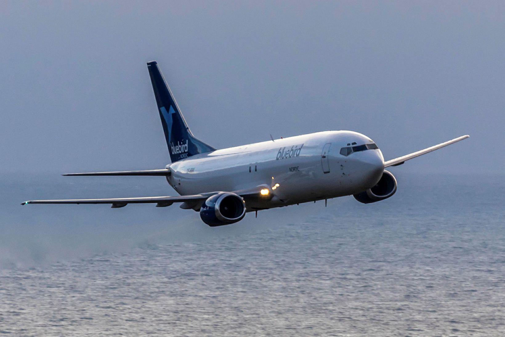 Bláfugl gæti fyllt skarð Icelandair verði síðarnefnda félagið gjaldþrota.