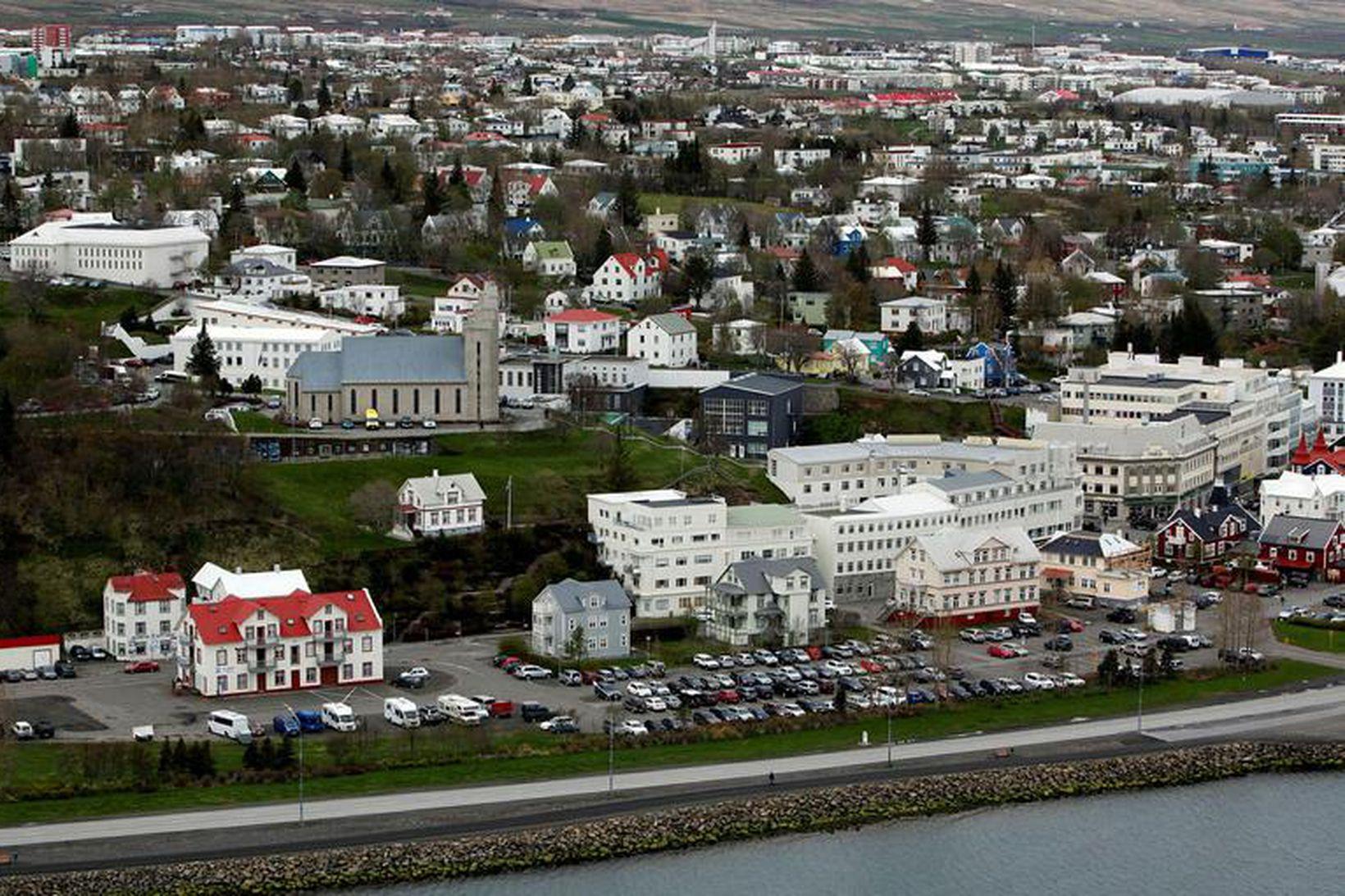 Héraðsdómur Norðurlands eystar sýknaði Guðrúnu vegna hótana í garð manns …