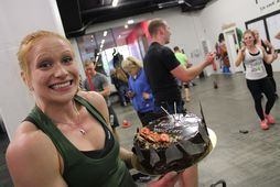Annie Mist Þórisdóttir varð Evrópumeistari í einstaklingskeppni kvenna í CrossFit.