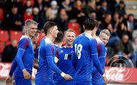 Ísland U21 - Armenía U21 - Landsleikur