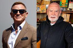 Tómas Tómasson skilur vel að Daniel Craig hafi ákveðið að láta James Bond skóna á …