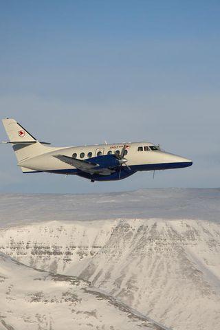 Flugfélagið Ernir tapar miklum peningum á degi hverjum vegna verkfallsins.