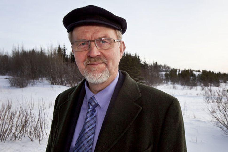 Jón Bjarnason alþingismaður.