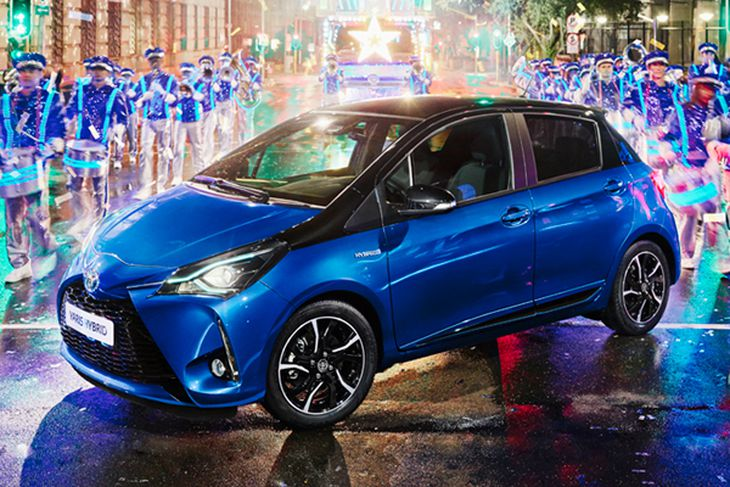 Nýr Toyota Yaris verður frumsýndur með 1,5 lítra bensínvél og í tvinnútgáfu.