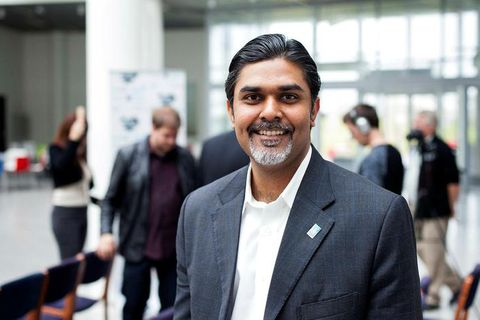 Bala Kamallakharan, investor and founder of Startup Iceland.