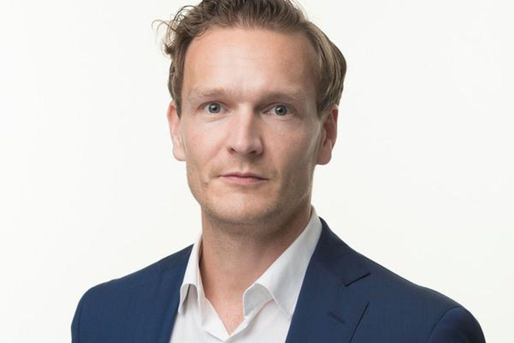 Páll Rafnar Þorsteinsson.