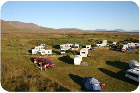 Skagaströnd Camping Ground