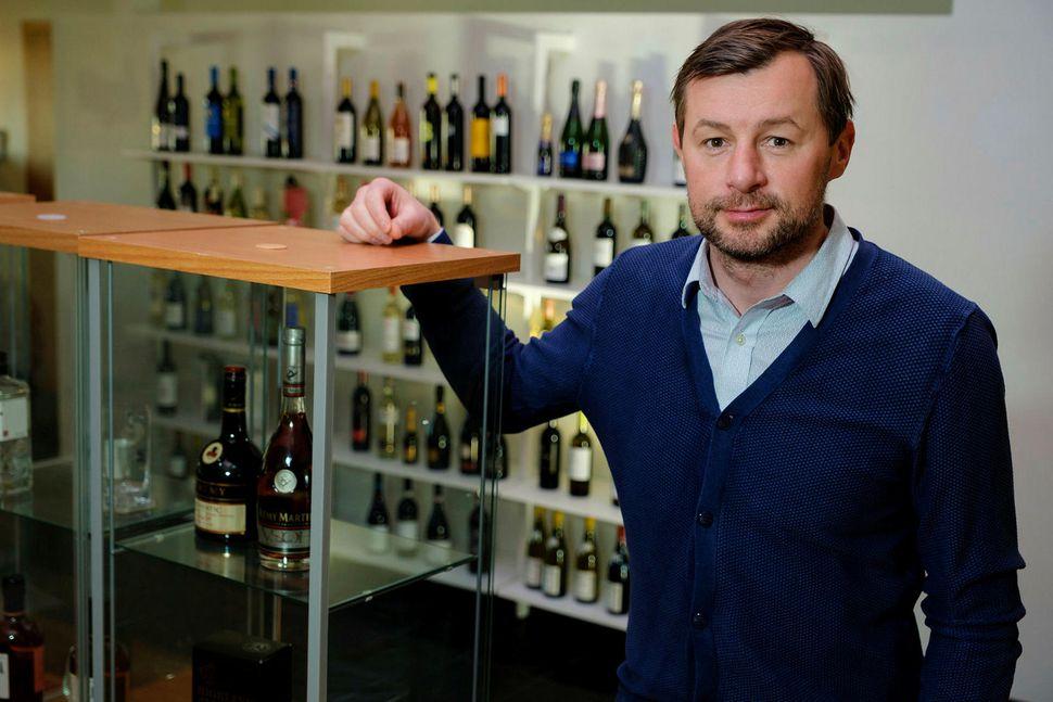 Birkir Ívar hefur stýrt Vínnesi frá árinu 2013.