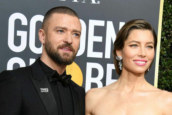 Justin Timberlake og Jessica Biel hættu saman áður en þau ...