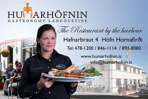 Humarhöfnin Restaurant