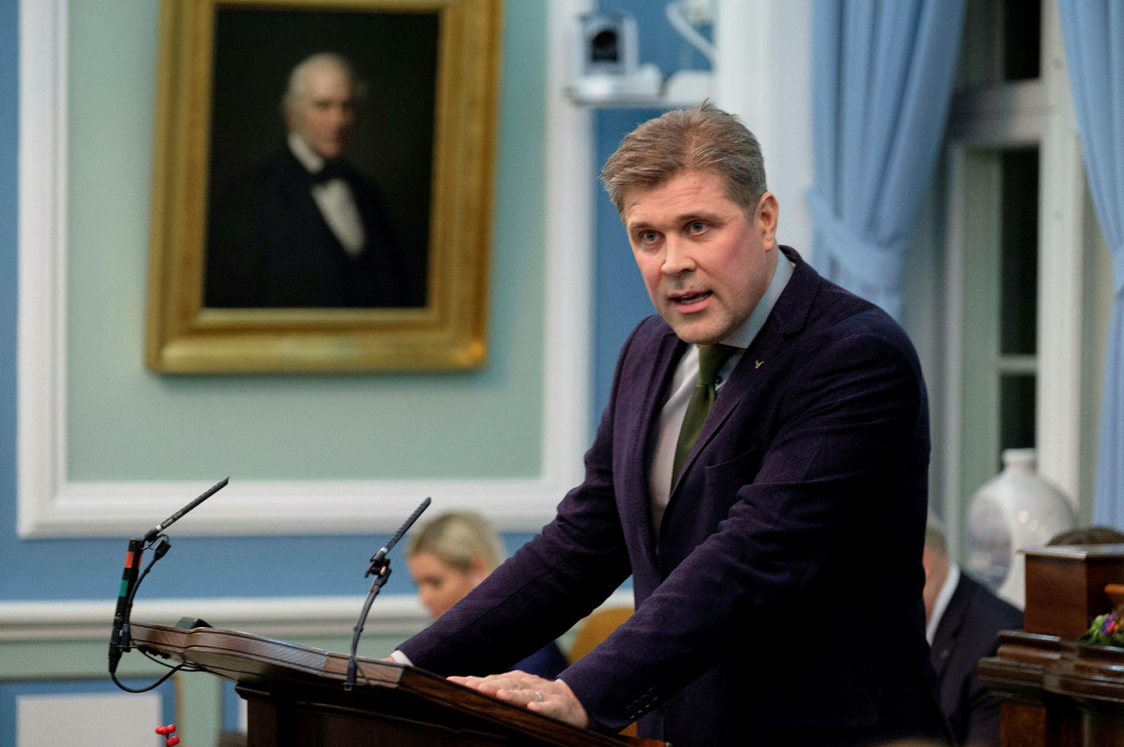 Óheppilegt að Ísland sé með lægstu þröskuldana