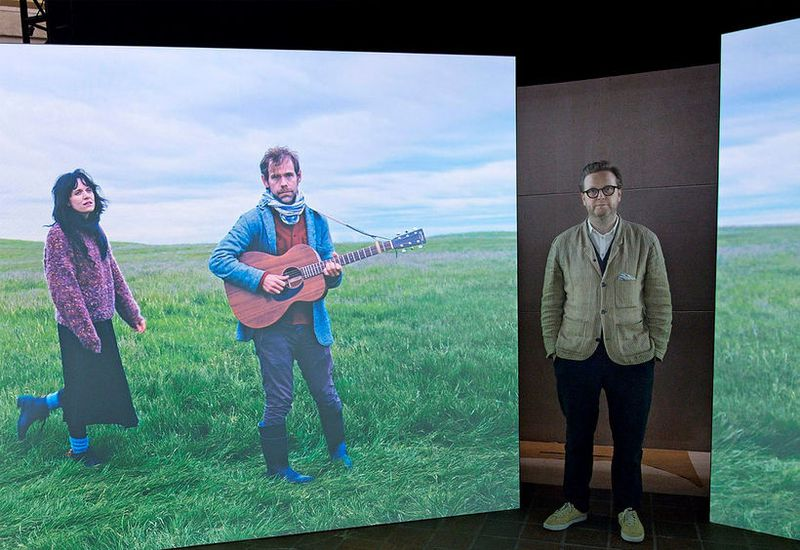 Ragnar Kjartansson at the Metropolitan Museum of Art.