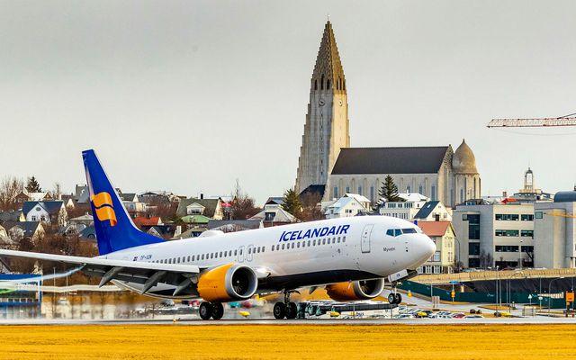 Bain Capital kaupir hlutinn í Icelandair á 8,1 milljarð króna.