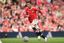 Cristiano Ronaldo heldur sér afar vel við.