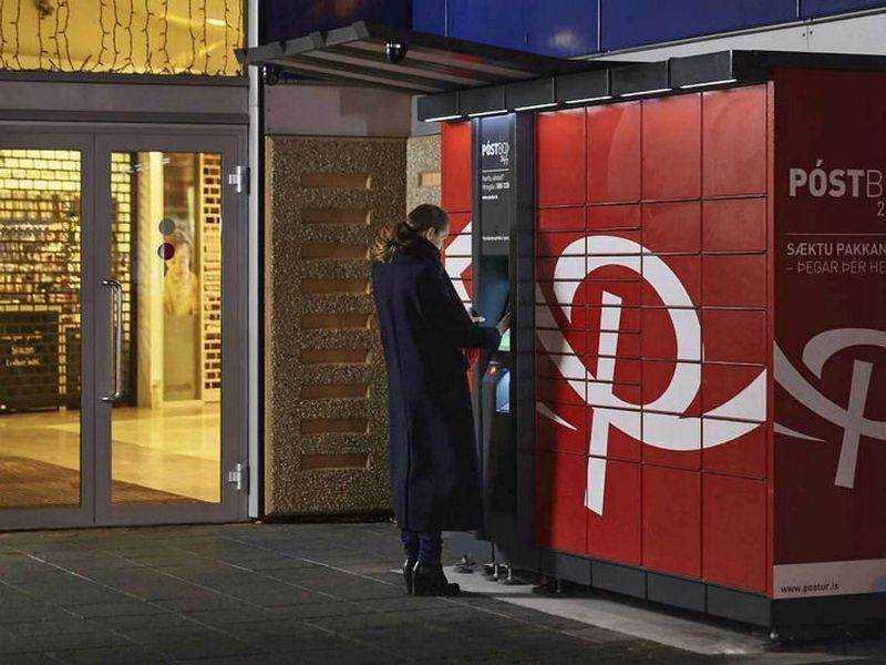 The post office closes at 2.30 pm this Friday.