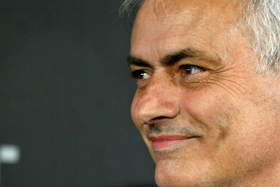 José Mourinho var rekinn frá Manchester United í desember á ...